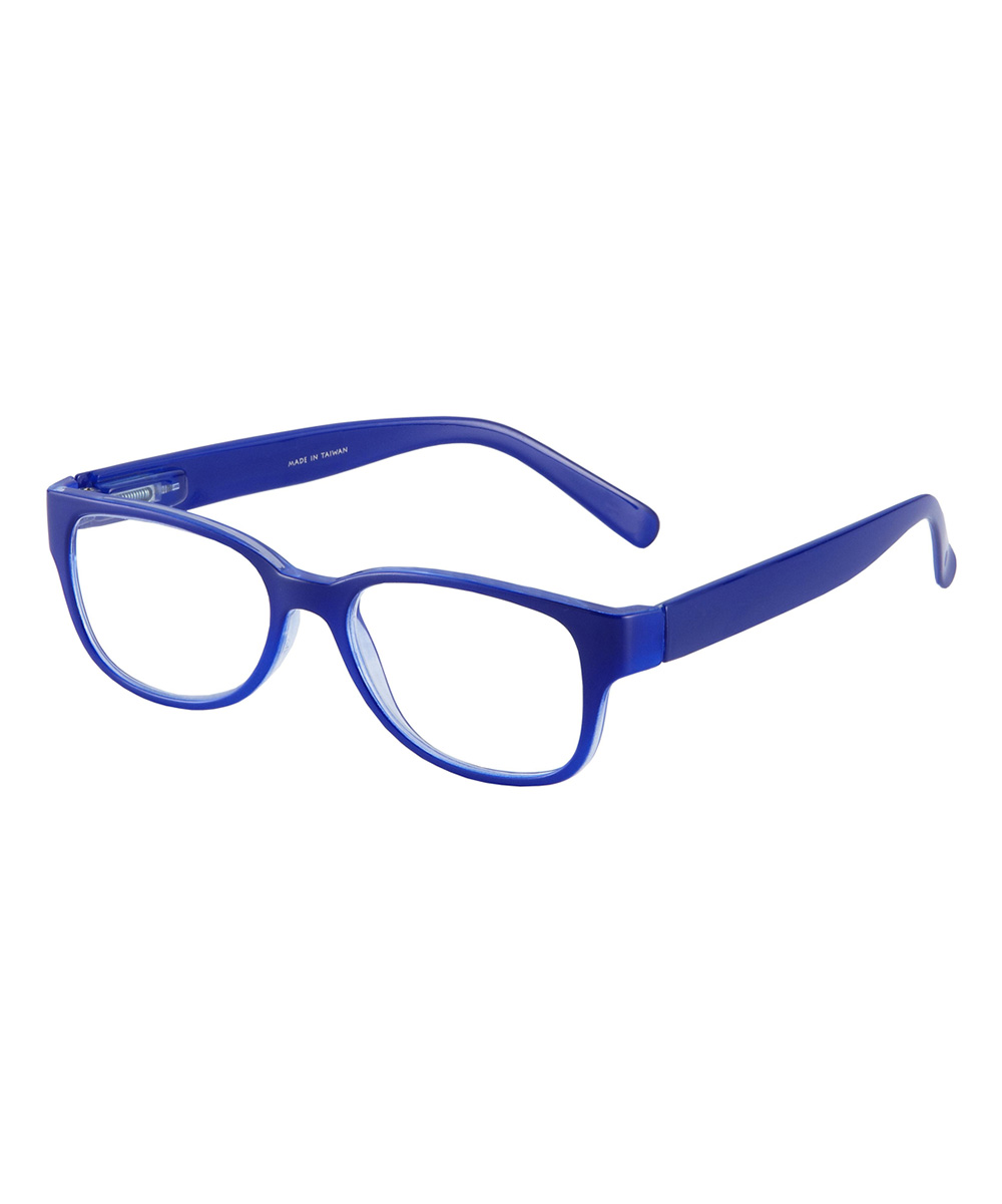 I Heart Eyewear Royal Blue Delta Eye Candy Readers zulily