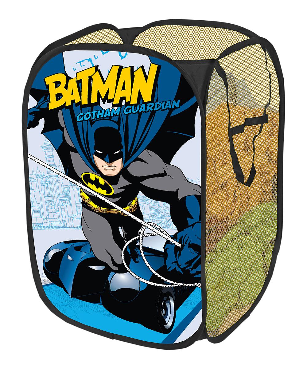 Batman collapsible hamper zulily - Batman laundry hamper ...
