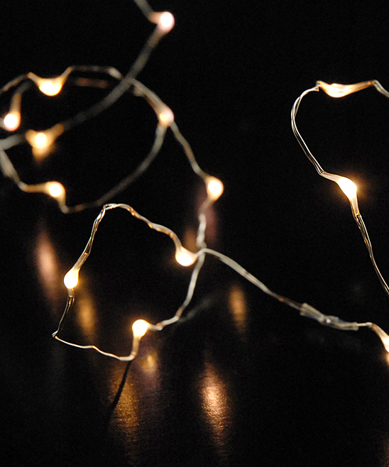 Warm White Submersible LED Light String zulily