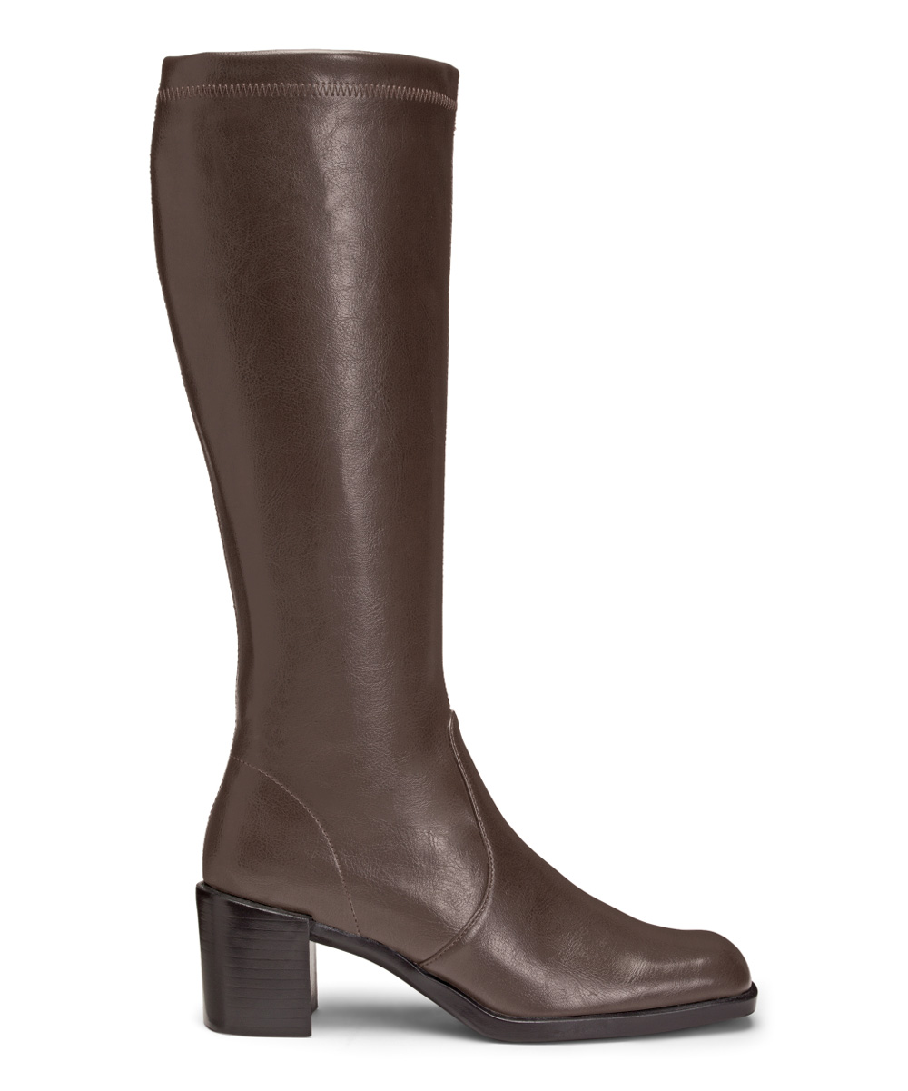 a2 by aerosoles brown make two stretch wide calf boot zulily