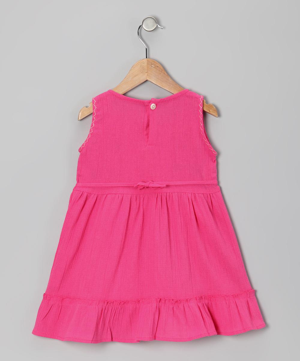 hot pink baby dress - photo #8