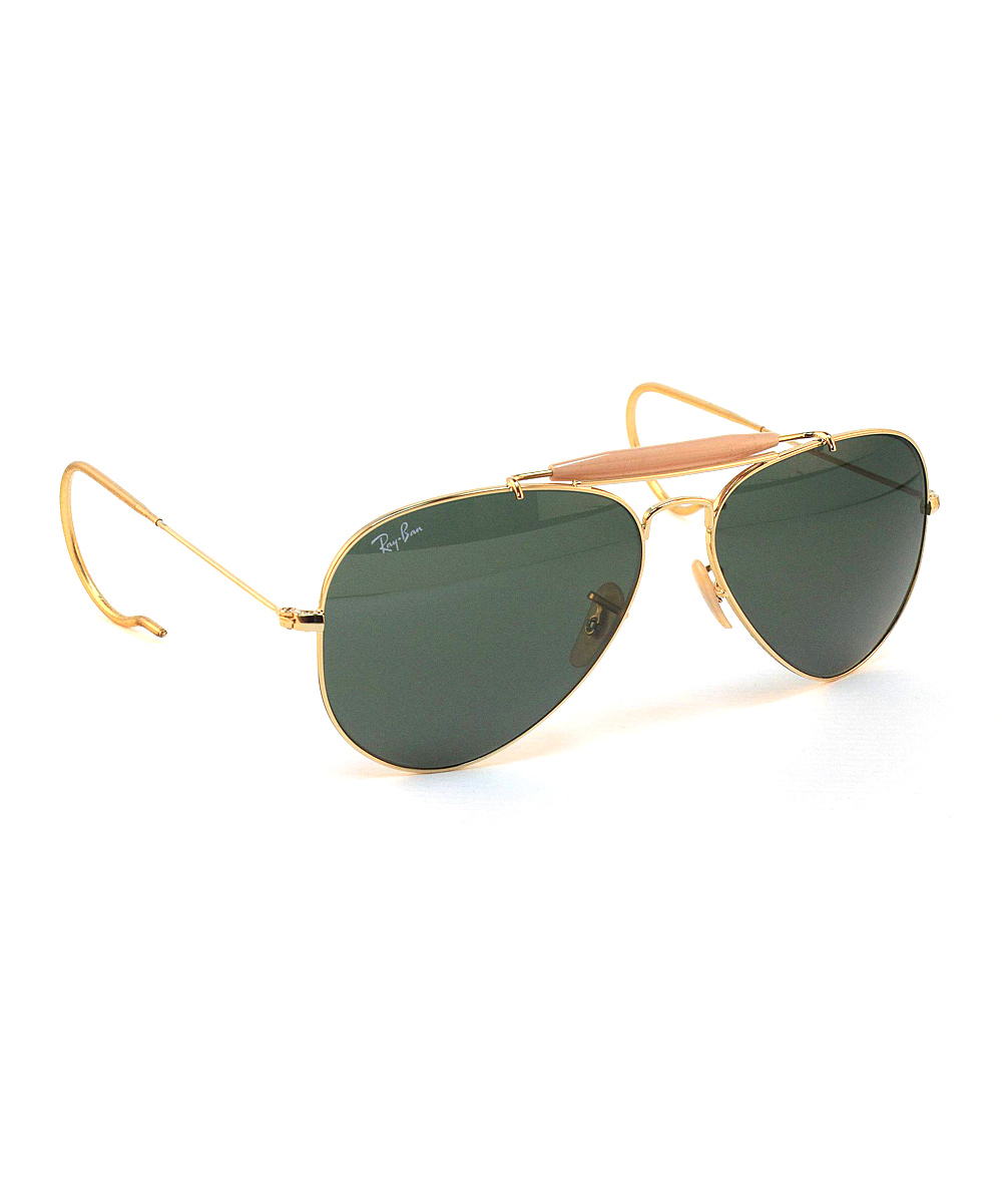 b82777bcae Ray Ban Outdoorsman Sunglasses Rb3030 Golden « Heritage Malta