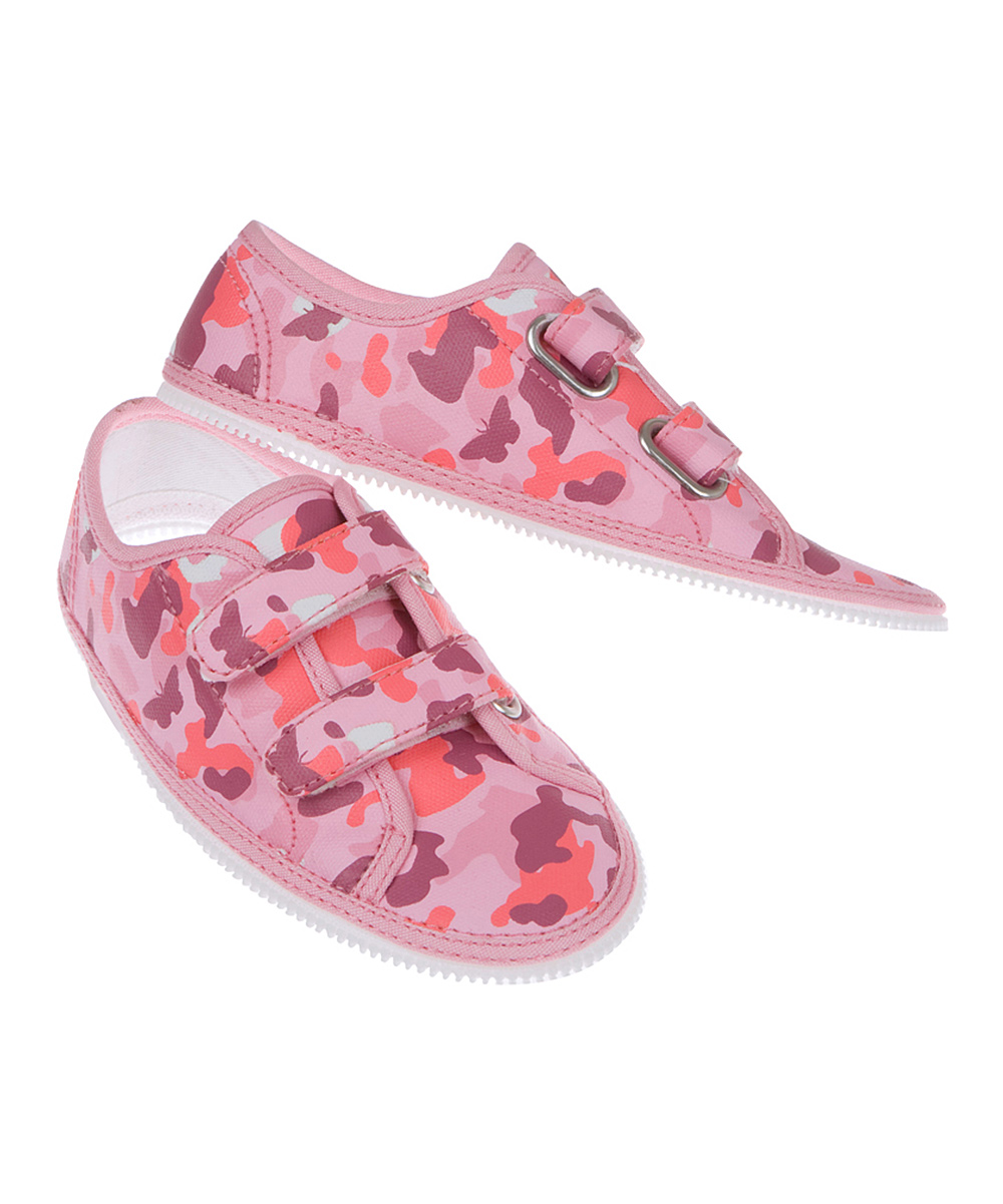 zipz shoes pink camo two sneaker zulily