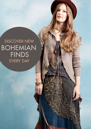 Women's Boho Chic Clothing Women s Bohemian Clothing