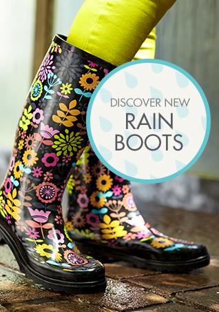 Zulily Women's Rain Boots 87