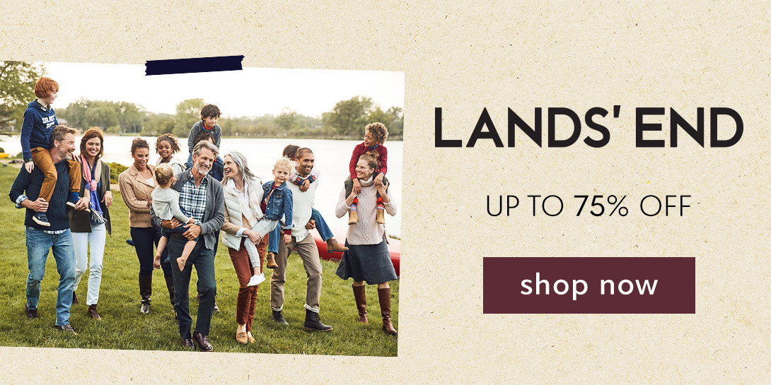 Shop Lands' End on zulily!
