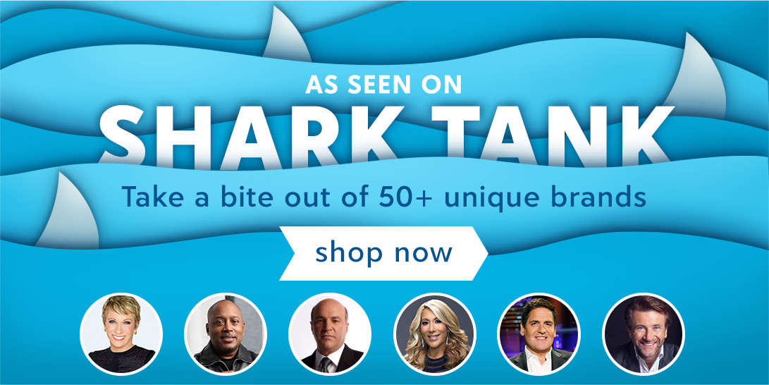 Shop Shark Tank events on zulily!